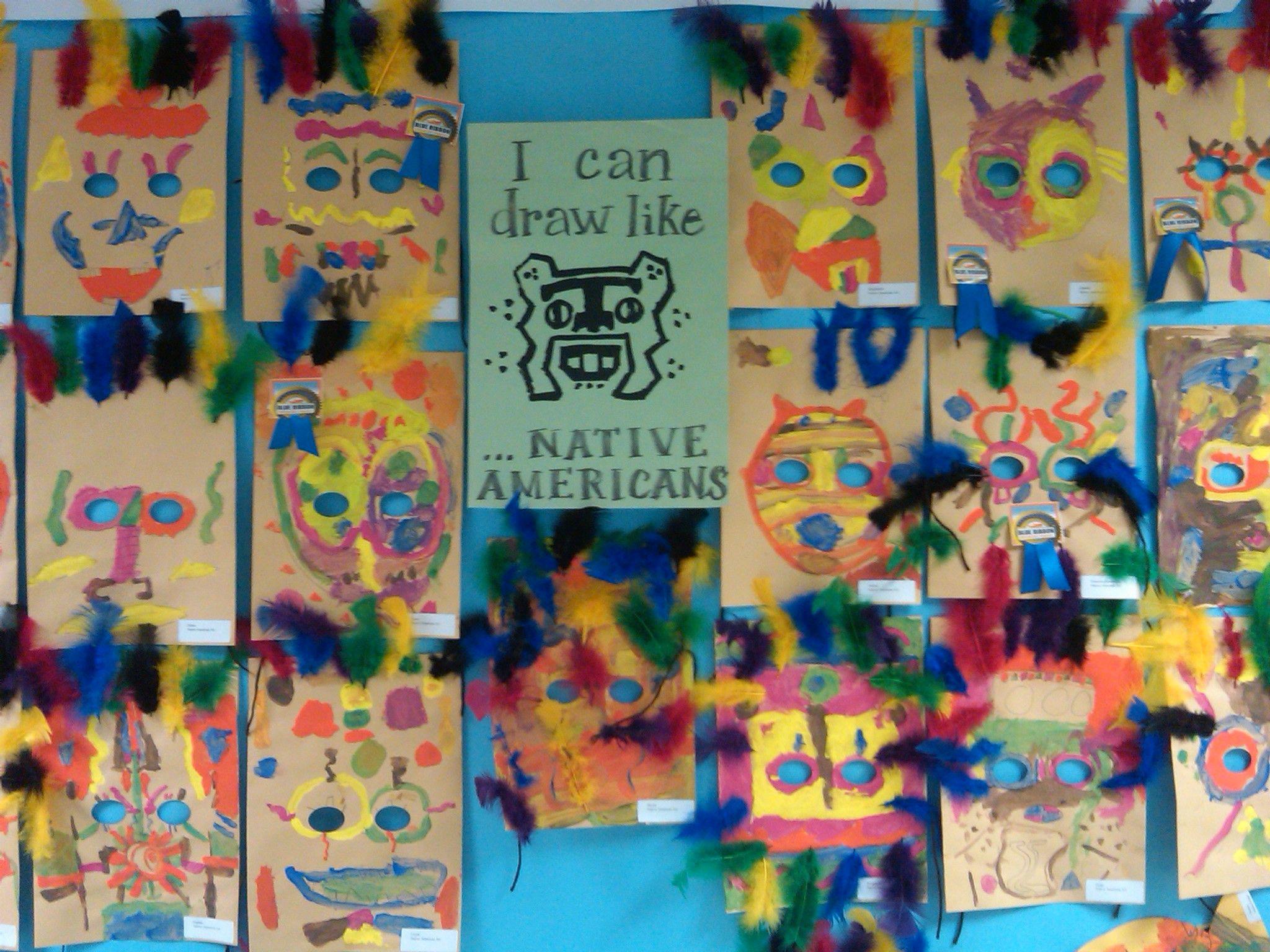 Native American Art For Kids