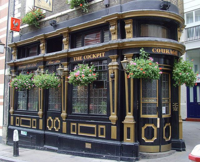 London Pub London Pubs Architecture Details London Architecture