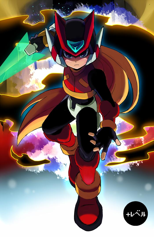Mega Man Zero Mega Man Art Mega Man Anime