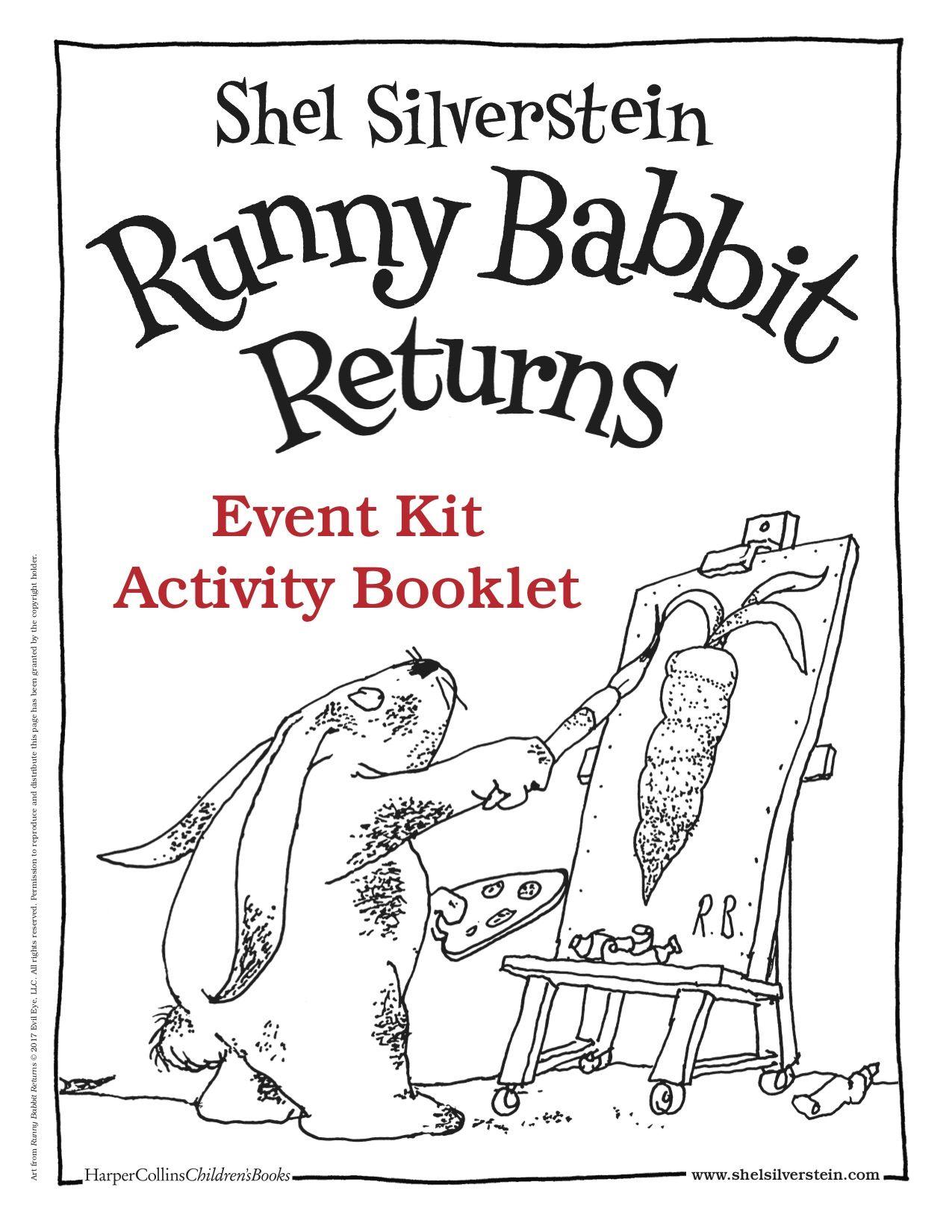 Runny Babbit Returns Event Kit