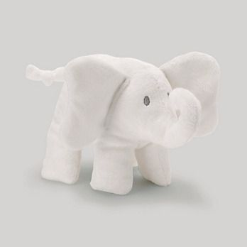Indy Elephant with Crinkle Ears | Newborn Toys | The White ...