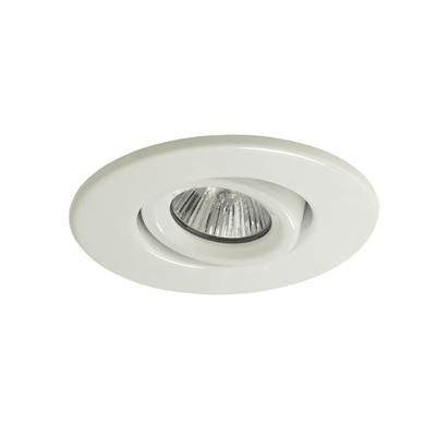 Halo Flush Gimbal Gu10 Trim Gloss White 4 Inch Aperture 985guwht Home Depot Canada Recessed Lighting Pot Lights