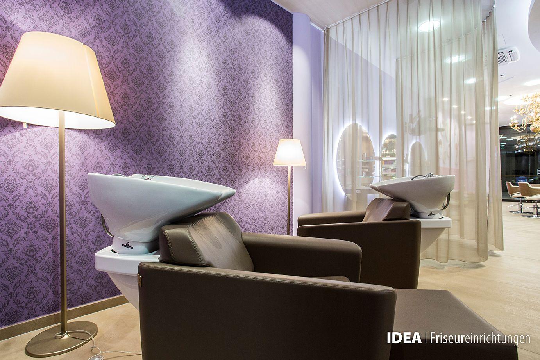 Salon Furniture, Furniture Design, Nail Shop, Beauty Salons, Hairdressers,  Hair Beauty, Mirrors, Decoration, Ideas