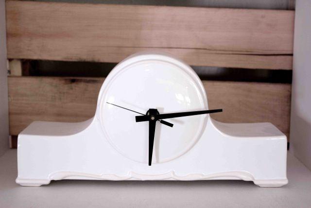 Ceramic Factory, Art Deco Clock
