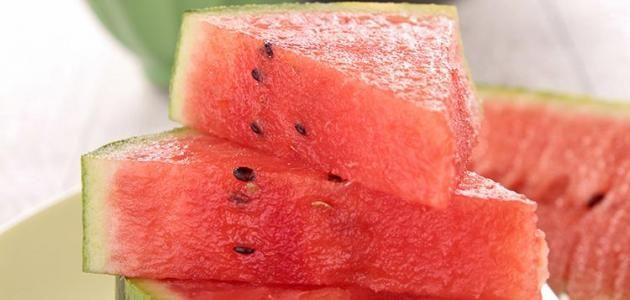 فوائد البطيخ موسوعة موضوع Watermelon Benefits Food Watermelon