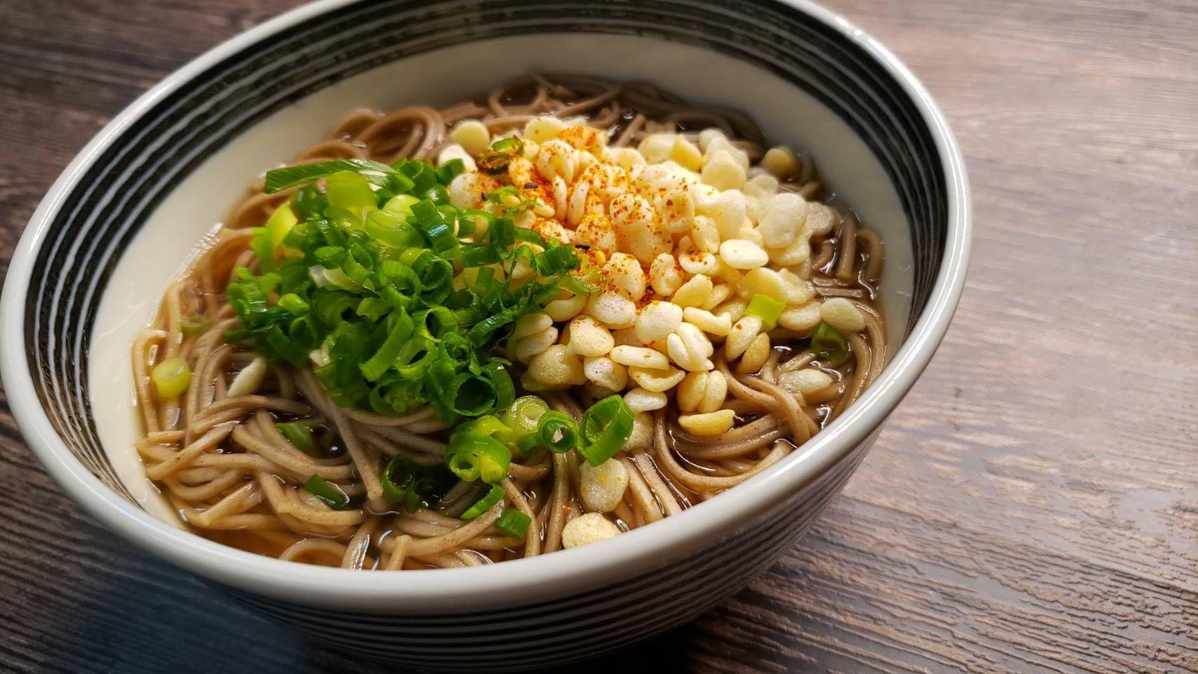 レシピ 蕎麦 つゆ