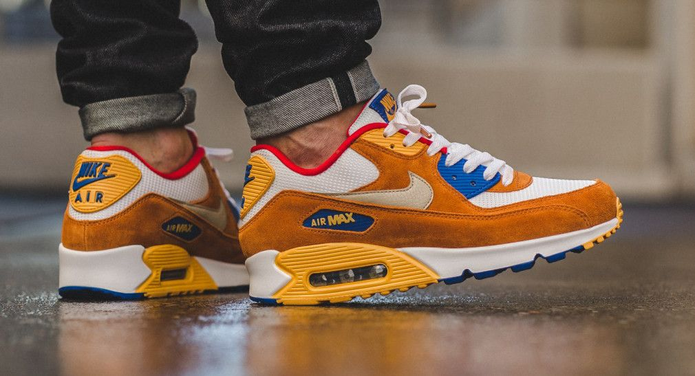 Air Max 1 Safari Pack 2009 Chevy