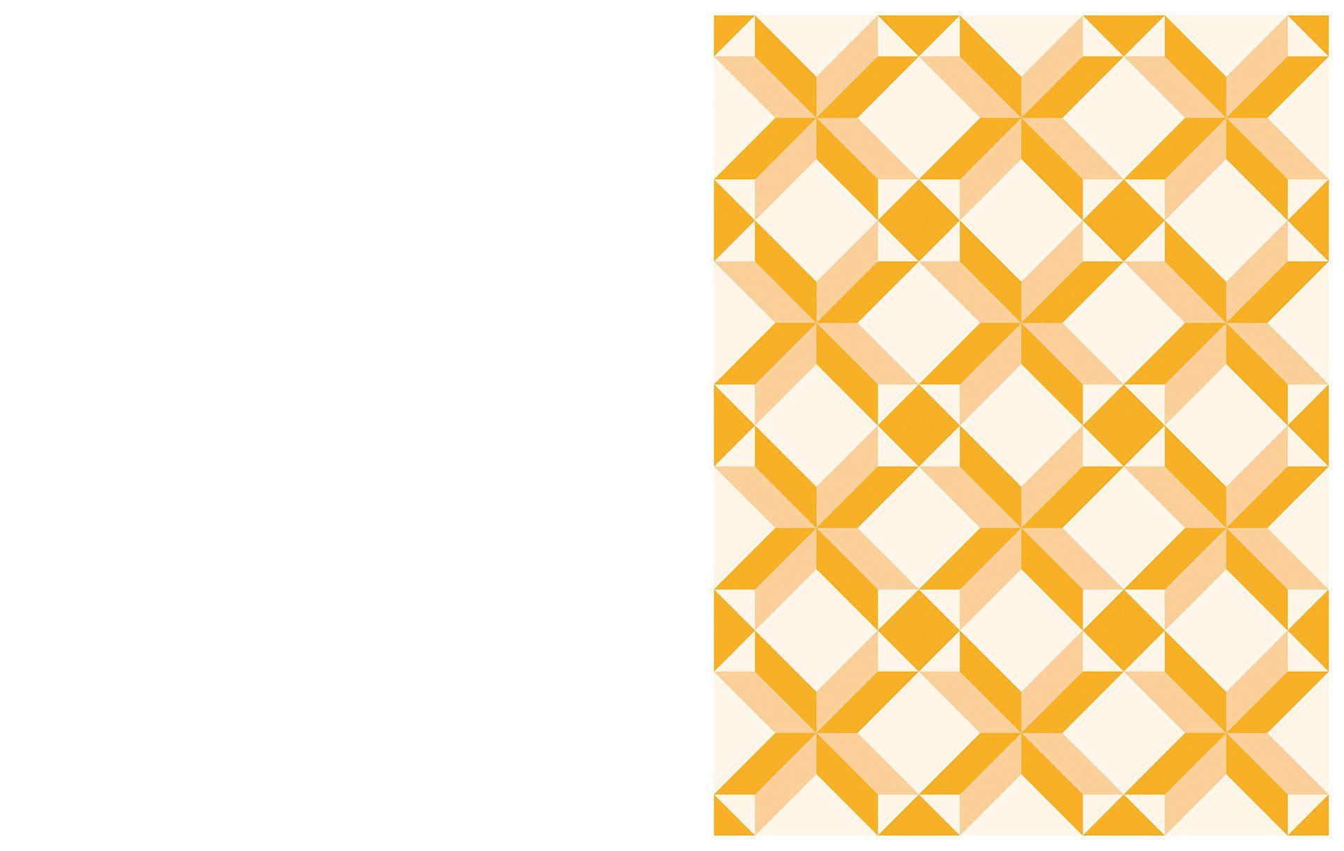 Kit Lambe Lambe Ladrilho Amarelo - Quarto - Móveis e objetos de design assinado - Entrega em todo o Brasil