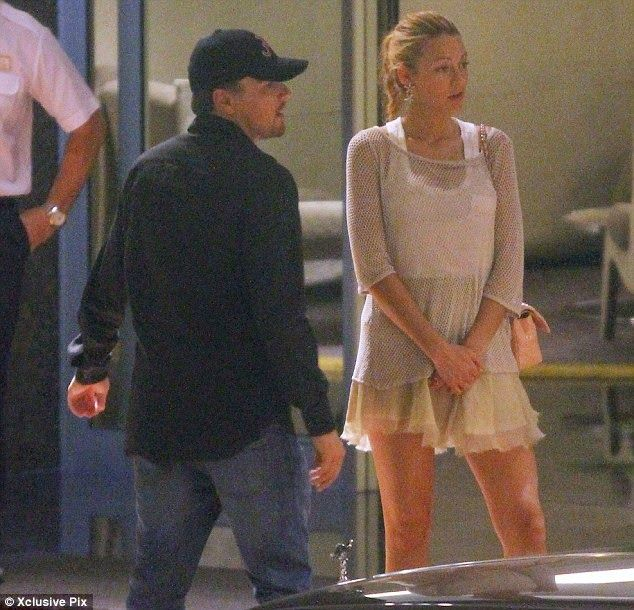 Leonardo Dicaprio And Blake Lively Love Her Effortless Look
