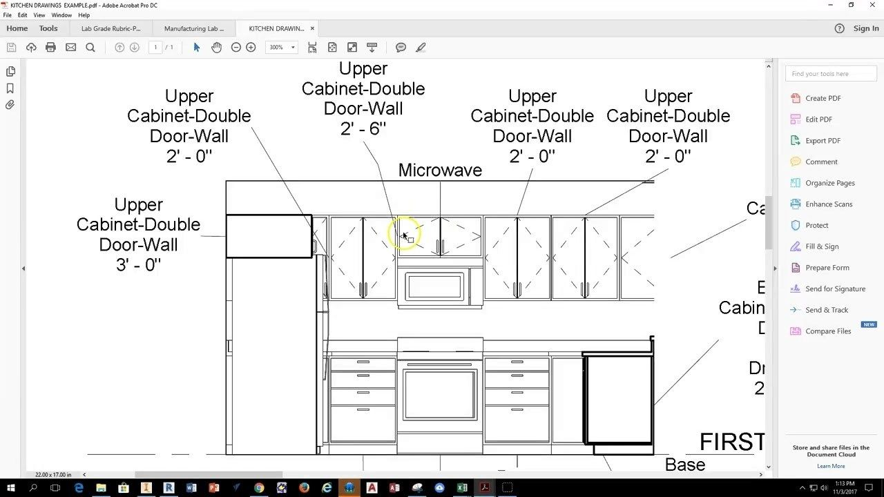 Revit Kitchen Design Example Part 2 Kitchen Design Examples Kitchen Cabinets Kitchen Design