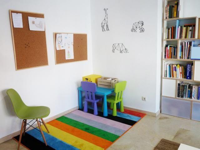 Oficina de psicologa buscar con google ideasclinica - Decoracion de interiores infantil ...