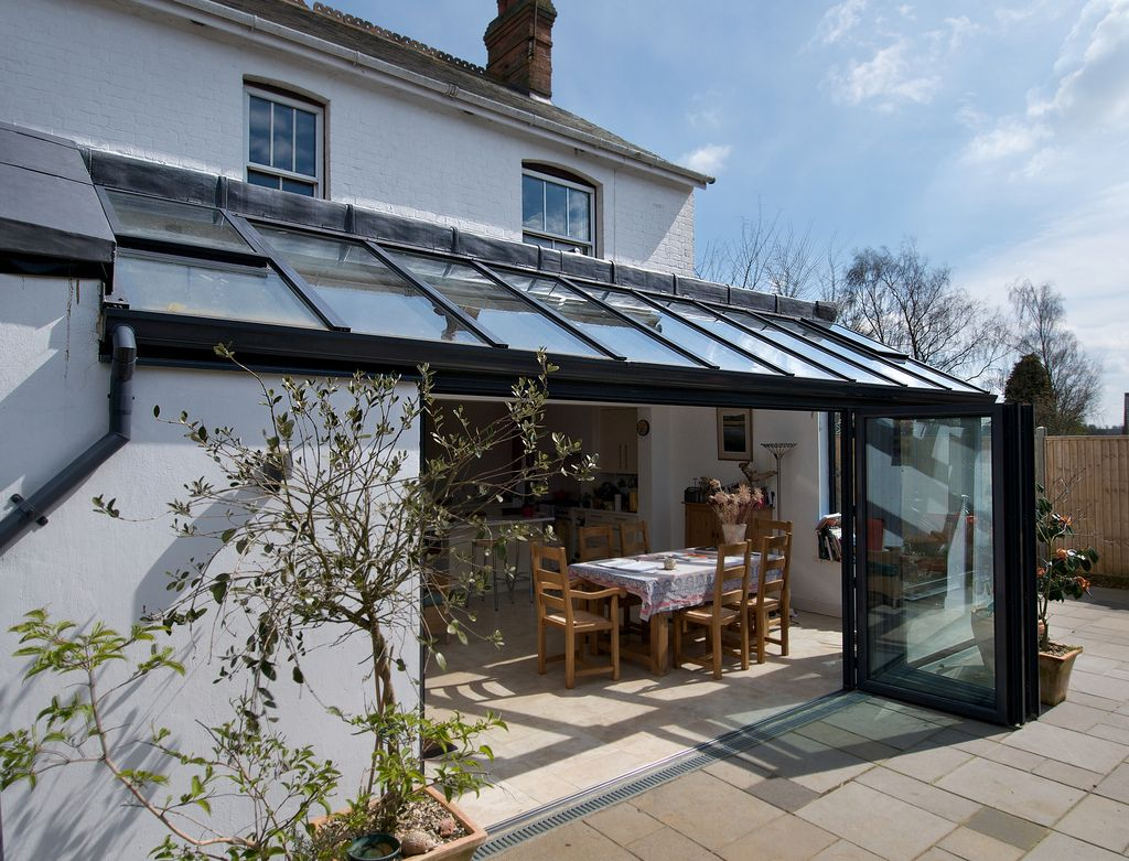 This Quaint Lean To Kitchen Extension By Apropos Gives One Example Of How Our Bespoke