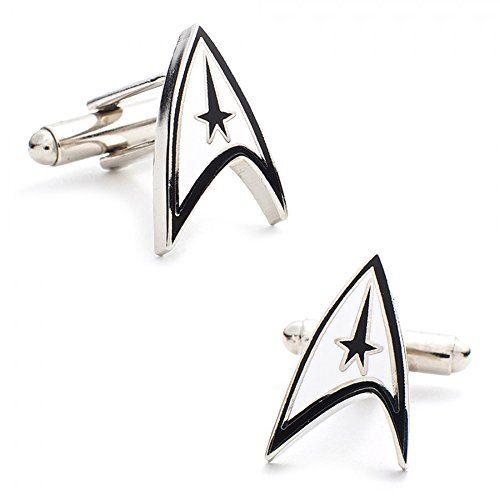 Star Trek Spock Kirk Manschettenknöpfe Raum - http://schmuckhaus.online/silver-smith/star-trek-spock-kirk-manschettenknoepfe-raum