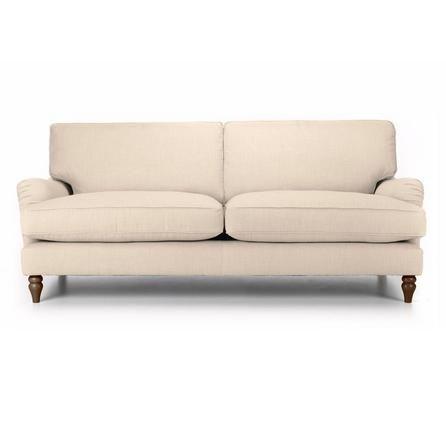Contemporary sofa Company Cream Monza 2 Seater Sofa | Products | 2 ...