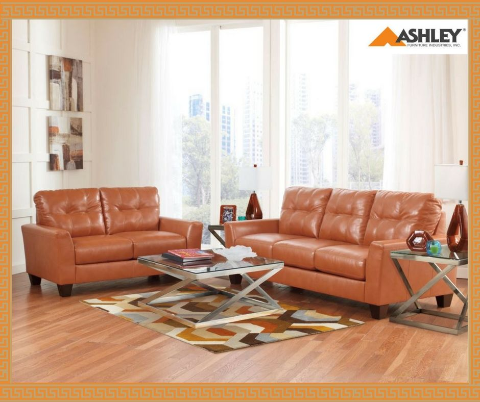 12 Pc Living Room Set From Ashley Furniture