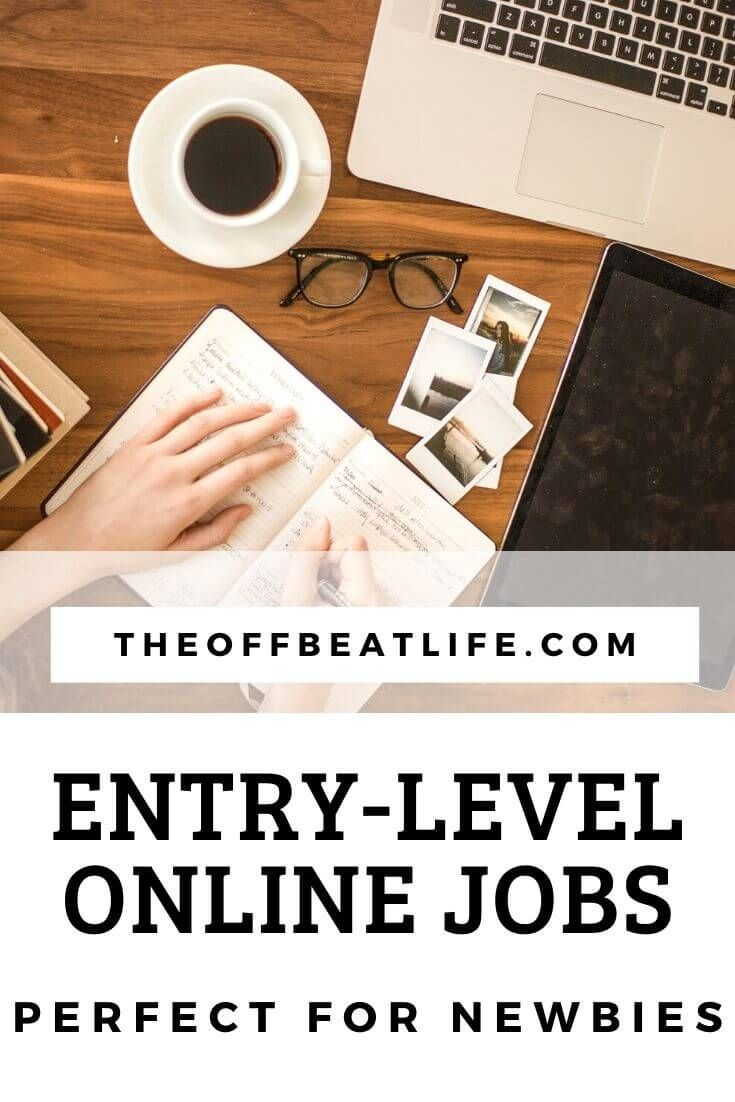 15 entry level work from home jobs no experience needed