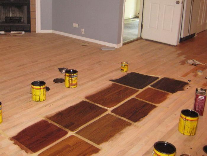 Oil Based Finishes Flooring Maple Floors Maple Stain