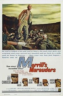 Download Merrill's Marauders Full-Movie Free