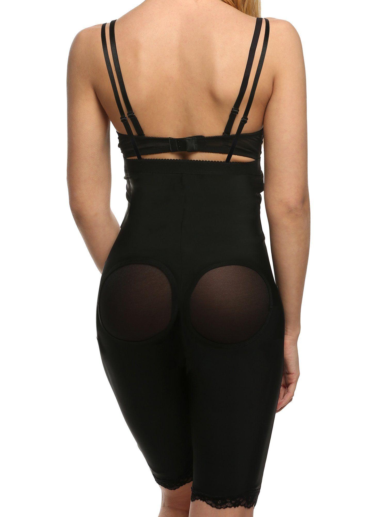 f3e7afb6fad204 Etouji Womens Hi Waist Tummy Shapewear Girdle Panties Underwear Plus  SizeBlackXL     Click image for more details. (Note Amazon affiliate link)