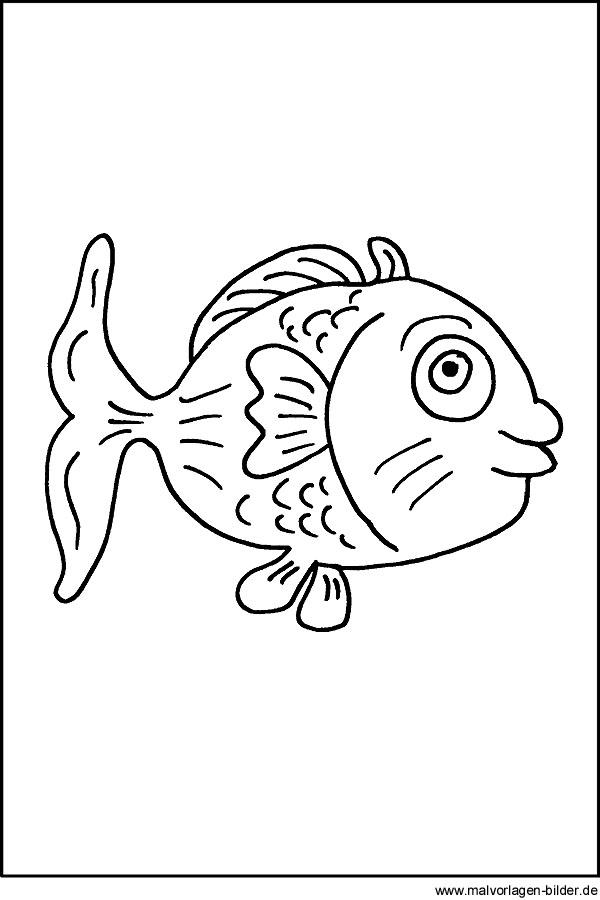 Fisch Malvorlagen Malvorlage Fisch Kostenloses Ausmalbilder Fr Kinder Druckbar Art Window Color Website