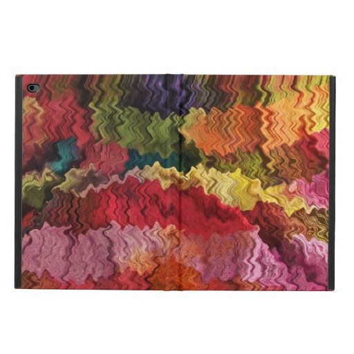 Colorful Fabric Abstract Powis iPad Air 2 Case