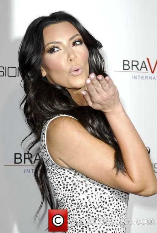 Kim Kardashian hosts the Bravada International Launch party at ...
