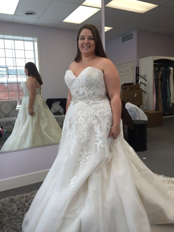 Size 12 18 Brides I Want To See Your Wedding Dress Weddingbee Page