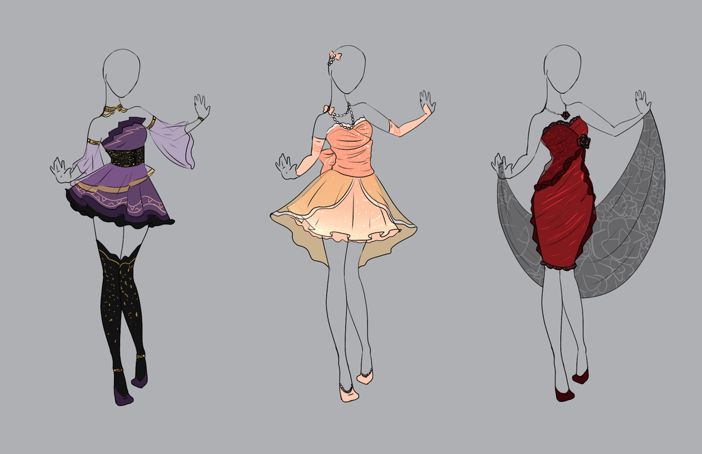 Pin By Lsolos Night On Clothing Design Drawing Anime Clothes Fashion Design Drawings Art Clothes