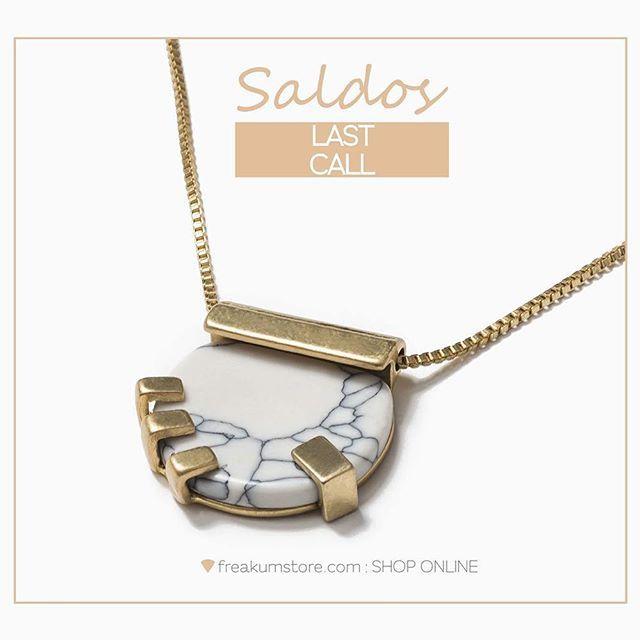 ⚡️ LAST CALL ⚡️ Aproveitem estes preços 👉🏻 http://bit.ly/fkfortaleza  #sales #saldos #lastcall #love #fashion #acessories #onlinestore #onlineshop #freakum #freakumstore