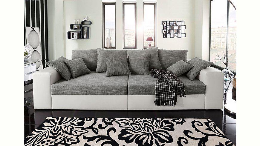 Big-Sofa, wahlweise in XL oder XXL Jetzt bestellen unter   - big sofa oder wohnlandschaft