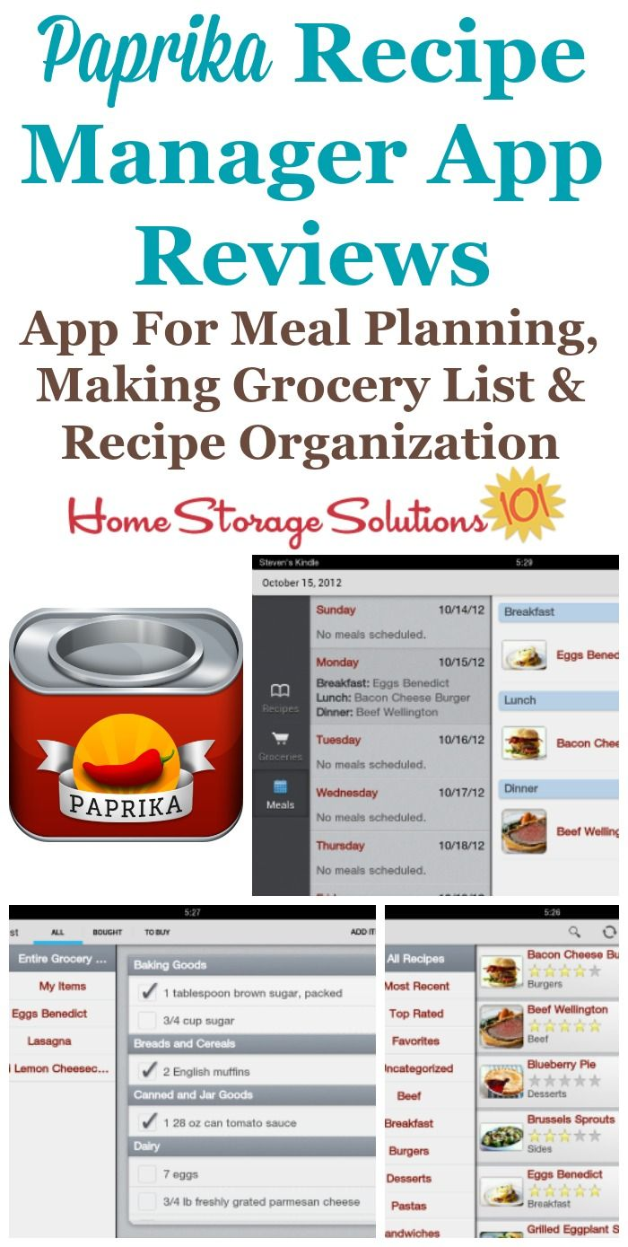 Paprika Recipe Manager App Reviews & Opinions in 2020