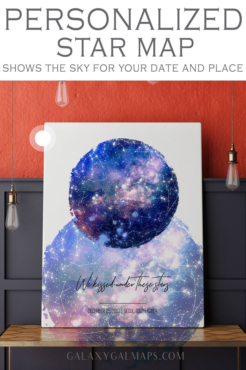 Photo of CUSTOM Star Map  – 0, Gift For Children, Aries Printable, Zodiac Art, Dad For Da…
