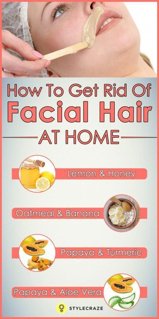 Home Remedies And Tips For Unwanted Facial Hair: Removing body hair does not always have to be painful.Keep your skin well moisturizedand follow the instructions for whichever method you choose. In no time, you will have a smooth skin that will make others go green with envy. #beauty #beautytips #facialhair #HairRemovalCost