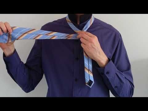 How to tie a tie full windsor knot a simple and easy explanation how to tie a tie full windsor knot a simple and easy explanation for ccuart Image collections
