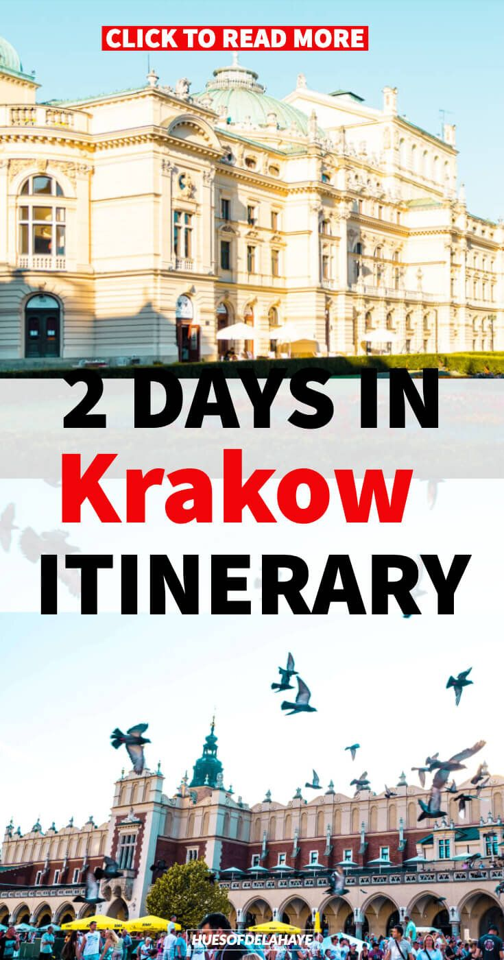 A weekend in Krakow Poland - From the top things to do in Krakow, where to stay, and eat to get the most out of 2 days in Krakow itinerary. It also includes Krakow hidden gems, cool places to visit in Krakow like the Old Town, Salt Mines, Jewish Quarter, Krakow photography spots and unique things to do in Krakow. This Krakow travel guide shows you the top Krakow must do experiences and Krakow bucket list on your Krakow weekend trip.  #prague #praguetraveltips #VISITKRAKOW
