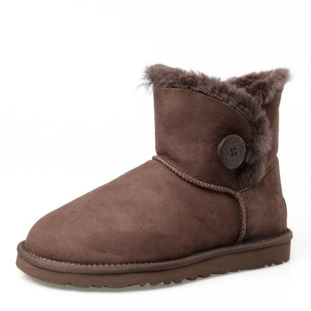 Ugg 3352 Sko Chocolate Ugg 0014 Nok920 Billig Ugg Stovler Butikken I Norge With Images Uggs Boots Ugg Boots