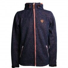 alprausch men's navy softshell jacket