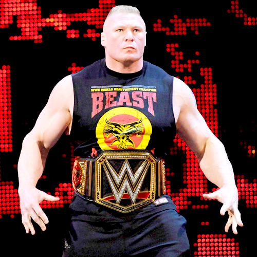 Brock Lesnar WWE World Heavyweight Champion | Brock Lesnar ...
