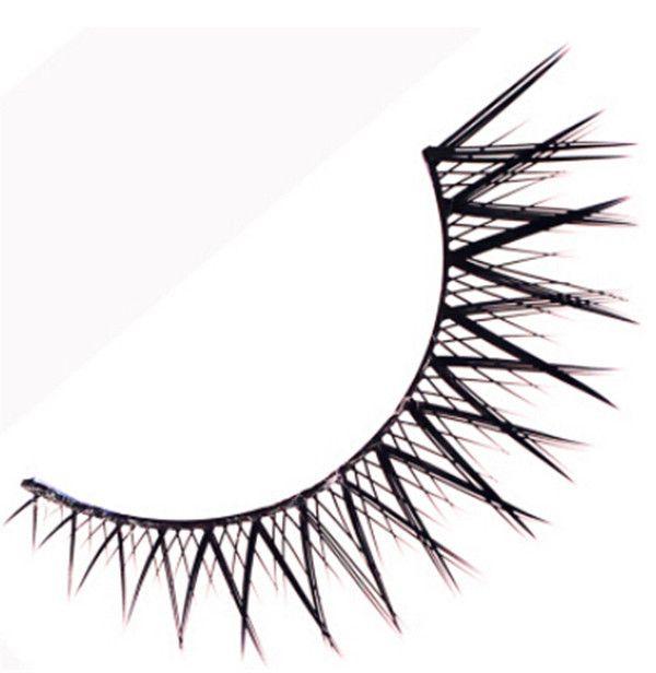 Eyelashes original Marlliss 822 hand made False Eyelashes crisscross fake eye lashes single packing #Affiliate