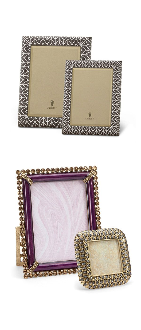 Bring your memories to life with picture-perfect frames from L\'Objet ...