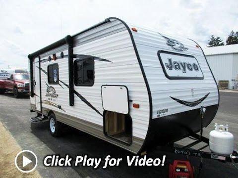 Haylettrv Com 2016 Jay Flight Slx 195rb Mini Travel Trailer By