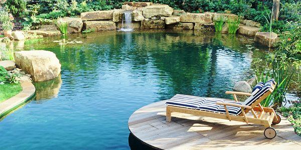 schwimmteiche kirchner garten und teich pool pinterest schwimmteich teiche und g rten. Black Bedroom Furniture Sets. Home Design Ideas