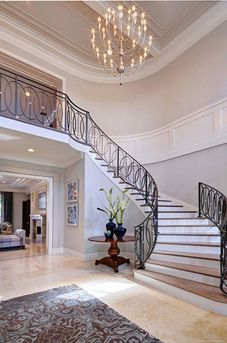Best 96 Totally Inspiring Residential Staircase Design Ideas You Can Apply For Your Home Page 14 400 x 300