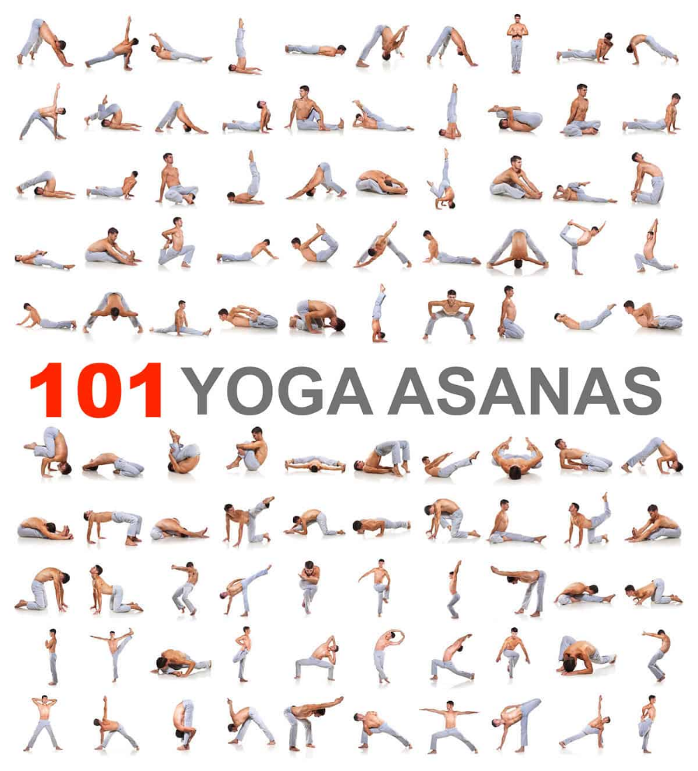 Advanced Yoga Poses Chart