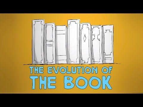 The evolution of the book - Julie Dreyfuss