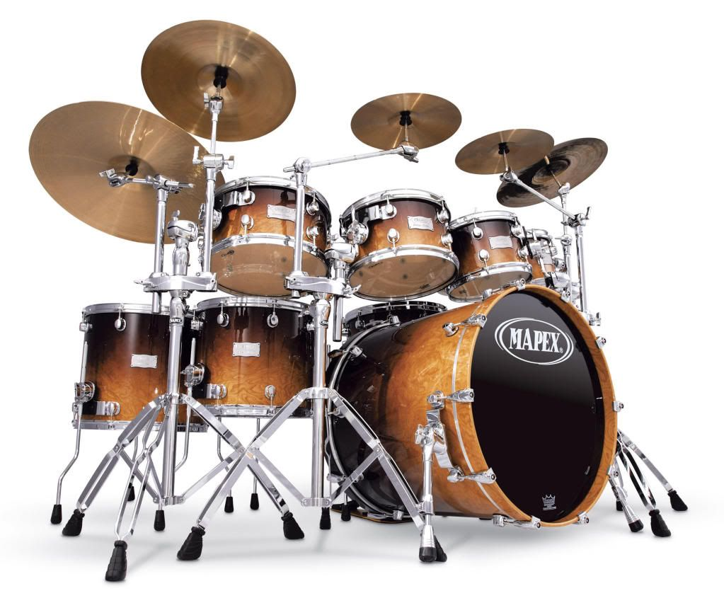 Mapex Drums Was My First Set I Ever Owned