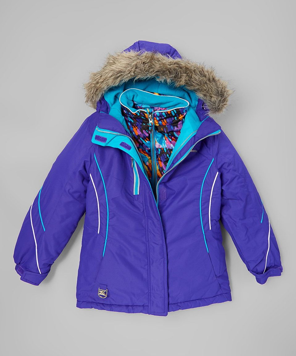 Another Great Find On Zulily Zeroxposur Purple Alex 3 In