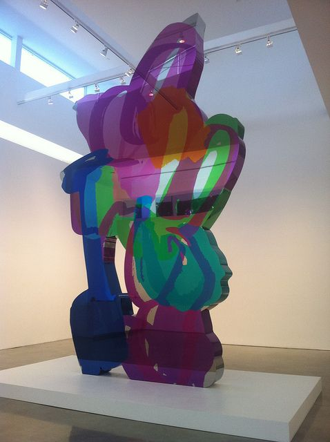 Coloring Book @ Gagosian Gallery by jeff Koons | Coolhunting Project ...
