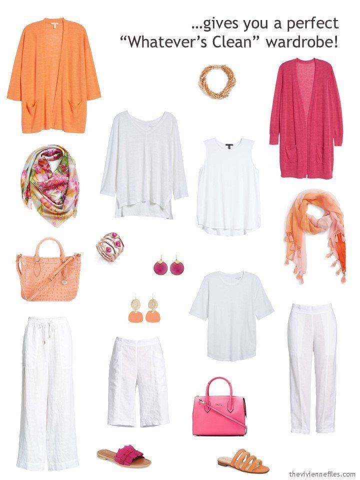 Wear a Uniform and Simplify your Summer Wardrobe #travelwardrobesummer