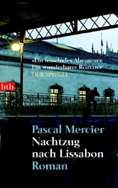 Title: Nachtzug Nach Lissabon Author: Pascal Mercier Publisher: Btb Copyright Date: 2006-05-01 ISBN: 3442734363 Type: Paperback Condition: Used: Like New $24.99 #BBBBooks #Books #BooksForSale
